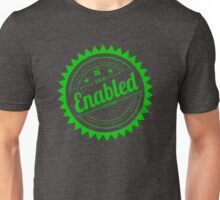 Enabled Green Unisex T-Shirt