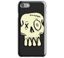 Street Skull iPhone Case/Skin