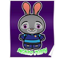 Hello Judy Poster