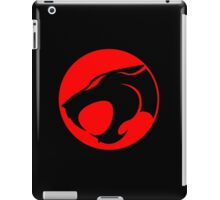 thunder cats iPad Case/Skin