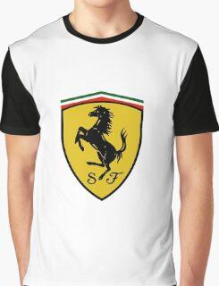 logo ferrari formula 1 2016 Graphic T-Shirt