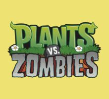 Plants Vs Zombies Kids Tee