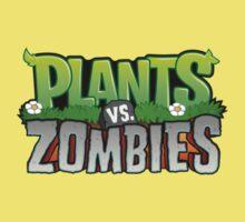 Plants Vs Zombies One Piece - Short Sleeve
