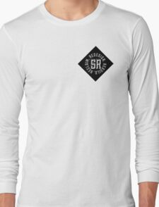 Redesign. Rebuild. Reclaim. (Black) Long Sleeve T-Shirt