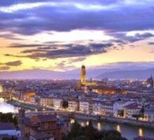 Florence Skyview Sticker