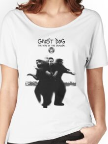 GHOST DOG - THE WAY OF THE SAMURAI Women's Relaxed Fit T-Shirt