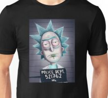 Rick and Morty Adventure Funny Anime Unisex T-Shirt