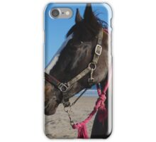 Horse On Beach iPhone Case/Skin