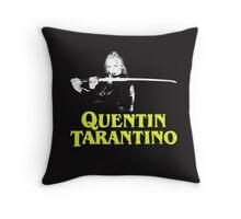 QUENTIN TARANTINO Throw Pillow