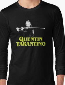 QUENTIN TARANTINO Long Sleeve T-Shirt