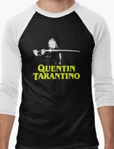 QUENTIN TARANTINO Men's Baseball ¾ T-Shirt