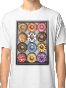 Box of Doughnuts Classic T-Shirt