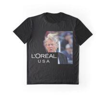 Donald Trump Toupet Graphic T-Shirt