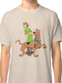 scooby doo Classic T-Shirt