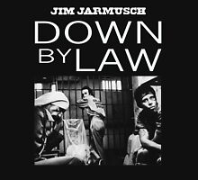 DOWN BY LAW - JIM JARMUSCH Unisex T-Shirt