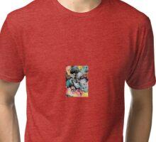 L - Zero Tri-blend T-Shirt