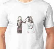 Death really does become her Unisex T-Shirt