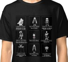 Undertale X Dungeons + Dragons Classic T-Shirt