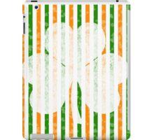 St. Patrick's Day Clover iPad Case/Skin