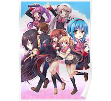 Little Busters Poster