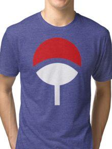 Uchiha Clans Tri-blend T-Shirt