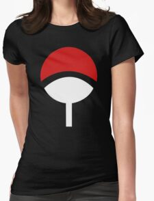 Uchiha Clans Womens Fitted T-Shirt