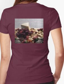 Laden Table Womens Fitted T-Shirt