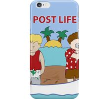 Post Life - Phone & Tablet cases iPhone Case/Skin