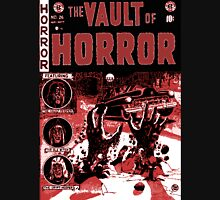 Vintage Golden Age Vault of Horror comic book cover RETRO Unisex T-Shirt
