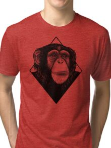 Space Ham Tri-blend T-Shirt