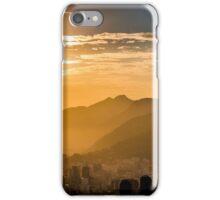 Sunrise in Rio de Janeiro iPhone Case/Skin