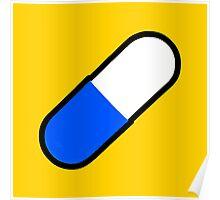 Blue pill Poster