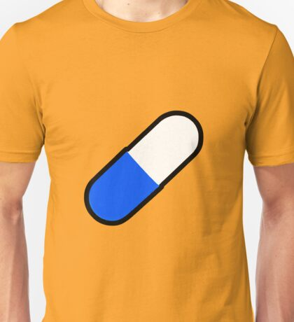 Blue pill Unisex T-Shirt