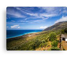 Amazing Landscape - Travel Photography Canvas Print