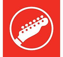 Headstock Rock - Rhythm Photographic Print