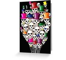 SKULLDUGGERY Greeting Card
