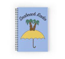Seabeach Radio - Notebook Spiral Notebook