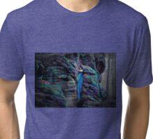 waterfall I Tri-blend T-Shirt