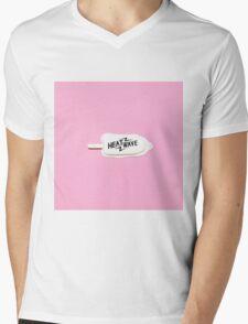 Heatwave Mens V-Neck T-Shirt