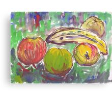 Various Fruits Canvas Print