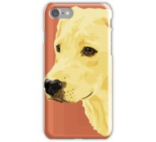 Yellow Labrador iPhone Case/Skin