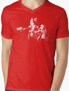 Zoo Fiction Mens V-Neck T-Shirt