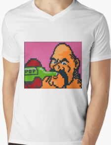 Soda pop Mens V-Neck T-Shirt