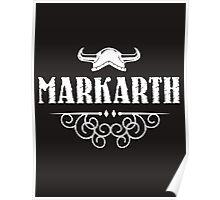 Skyrim 'Markarth' Poster