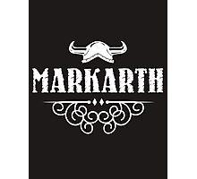 Skyrim 'Markarth' Photographic Print