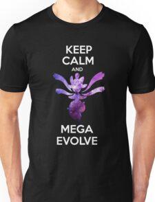 Keep Calm and MegaEvolve! MEDICHAM! Unisex T-Shirt