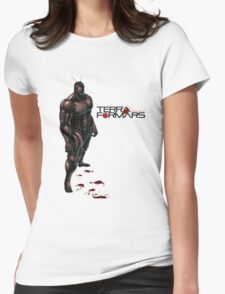 Terra Formars Womens Fitted T-Shirt