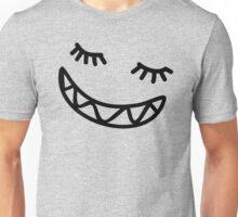 Smiling Doodle Unisex T-Shirt