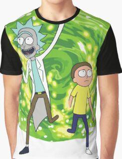 Wubba-Lubba-Dub-Dub! Graphic T-Shirt