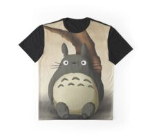 My Neighbor Totoro Studio Ghibli Graphic T-Shirt